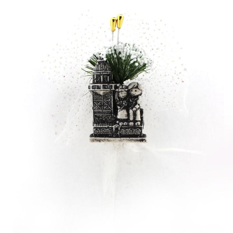 Poly Eskitme Küçük Kız Kulesi
