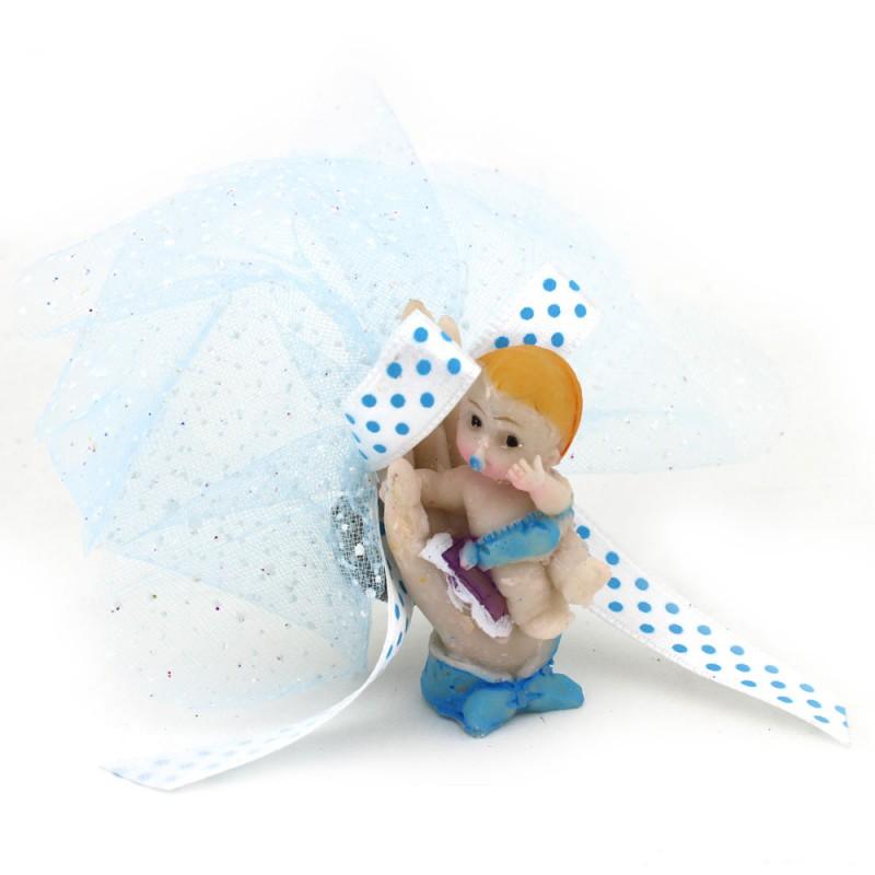 Mavi Avuç İçi Bebek